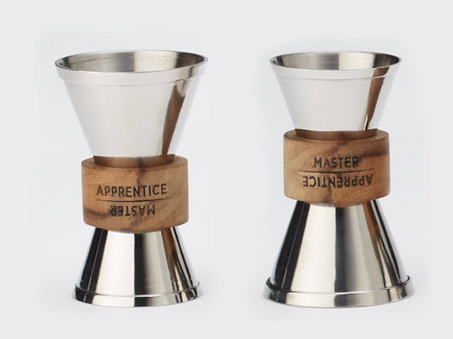 DOUBLE-SIDED JIGGER