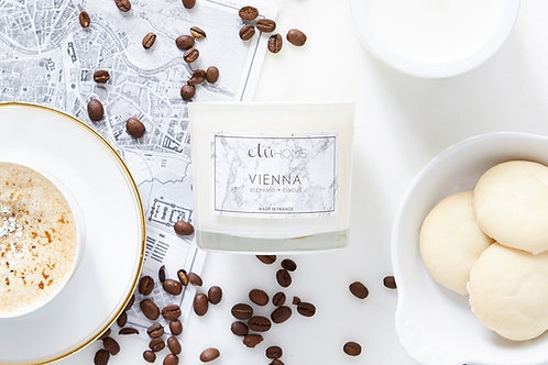 VIENNA CANDLE ESPRESSO AND BISCUIT