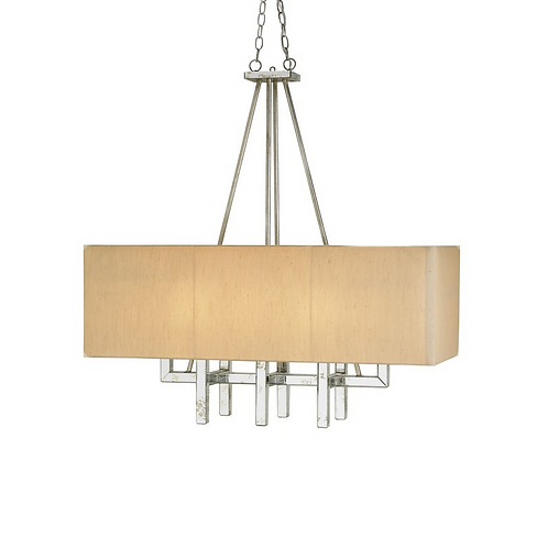 Ecliplse Rectangular Chandelier