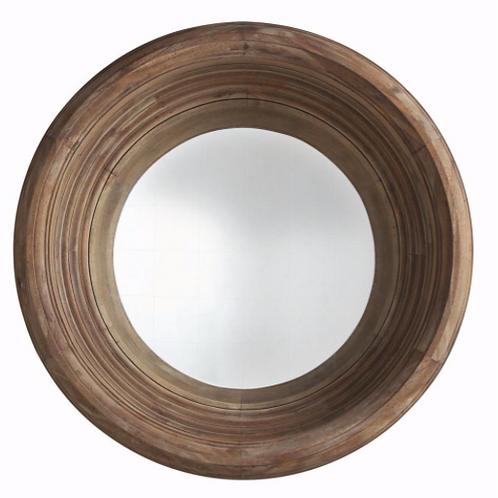 Acacia Convex Mirror
