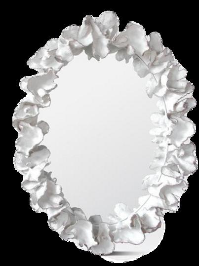 Coco Mirror Silver
