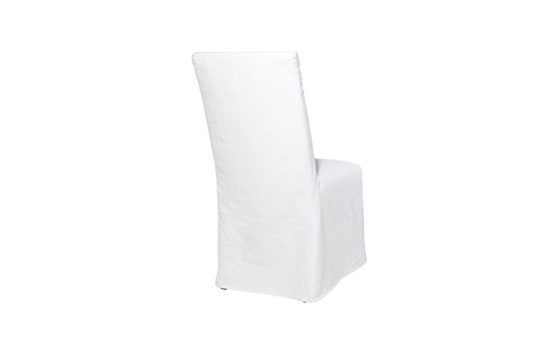 Parsons Dining Chair White