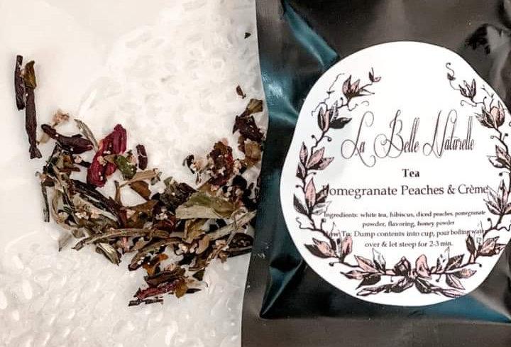 Sample Tea Box Fillers/Wholesale