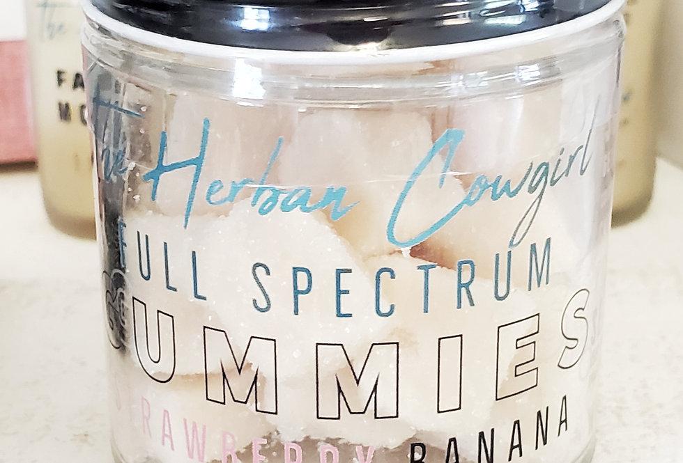 The Herban Cowgirl Gummies - Full Spectrum