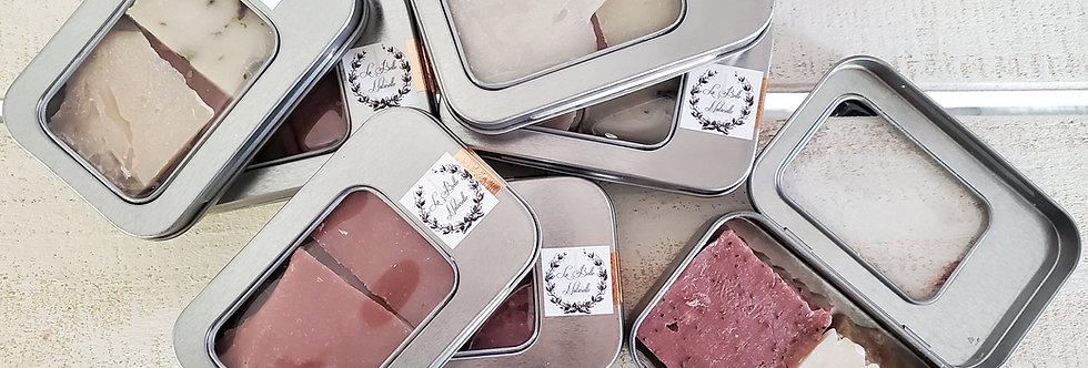 Travel Soap Tins