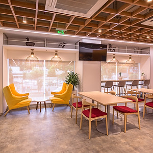 MQDC - Co Working Space
