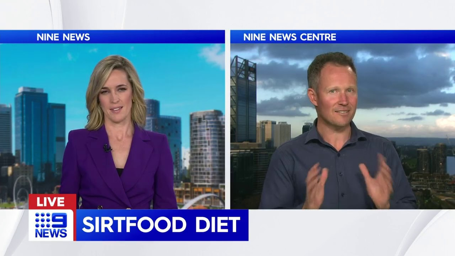 Dietitian Nick Nation - Sirtfood Diet