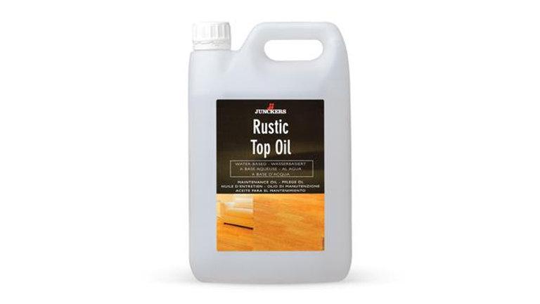 Rustic Top Oil