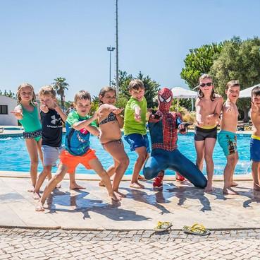 Spiderman & Friends