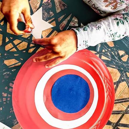 Marvel arts & crafts
