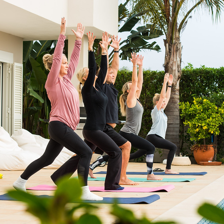 FlowinNature Detox meditation & yoga retreat