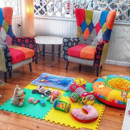 Baby Soft Play corner