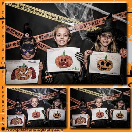 Halloween Party Winners