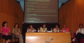 """Mesa redonda """"Mujeres y Geología"""" en el VII Congreso Geológico de España"""