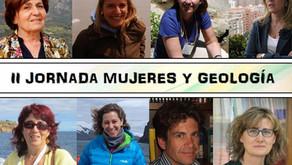 II Jornada Mujeres y Geología
