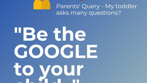Does your child asks too many questions?