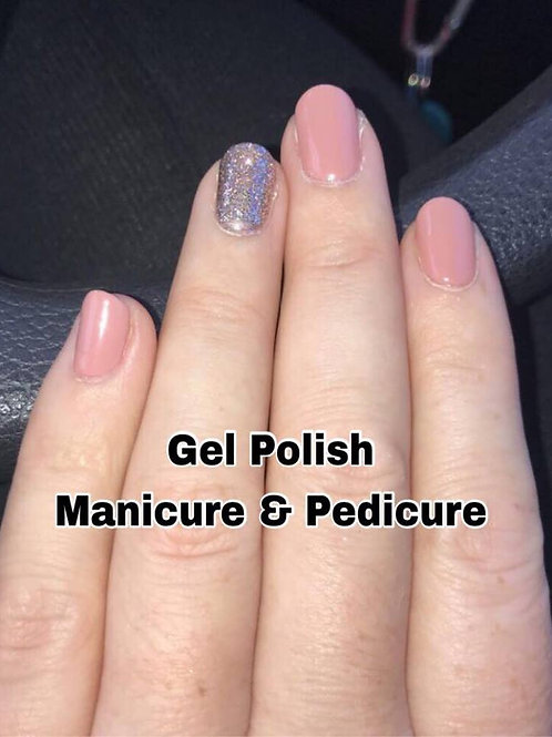 Gel Polish Manicure & Pedicure Course