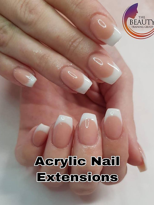 Acrylic Nail Extensions for Beginners Course