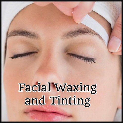 Facial Waxing with Lash and Brow Tinting Course