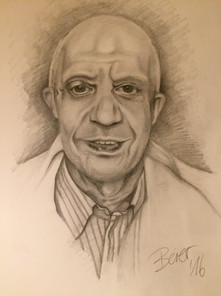 Bleistiftportrait