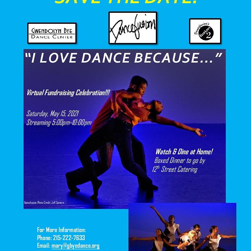 I Love Dance Because... (1)
