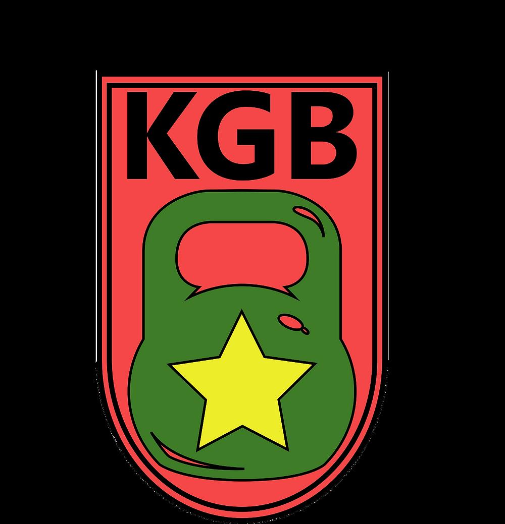 Amarelo = 16kg; Verde = 24kg; Vermelho = 32kg. Cores básicas e oficiais do Kettlebell Sport.
