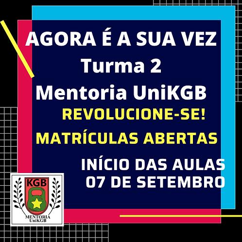 MENTORIA UNIKGB - TURMA 2 / 2020