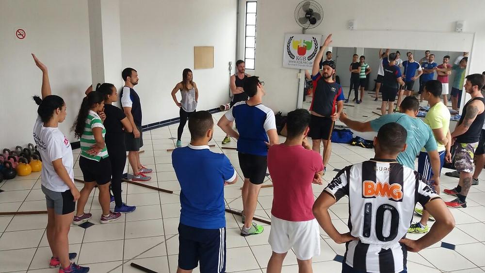 Curso de formação básica em 2016, Universidade Ibirapuera, professor Claudio Novelli