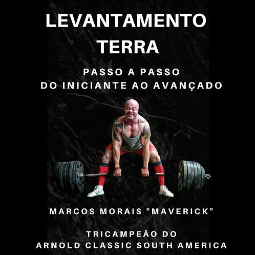 LIVRO - LEVANTAMENTO TERRA COM MARCOS MAVERICK