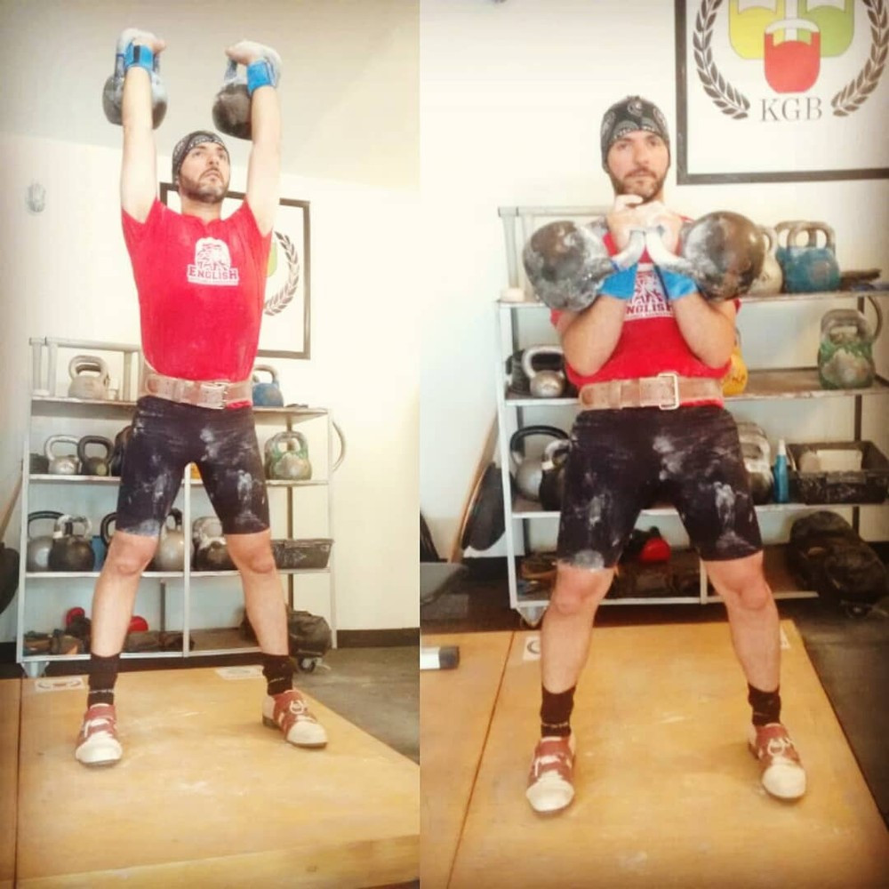 crossfit exercício exercise circuit training kettlebell sport kgb kettlebell girevoy brasil professor claudio novelli atleta técnico globo esporte portal rede globo g1