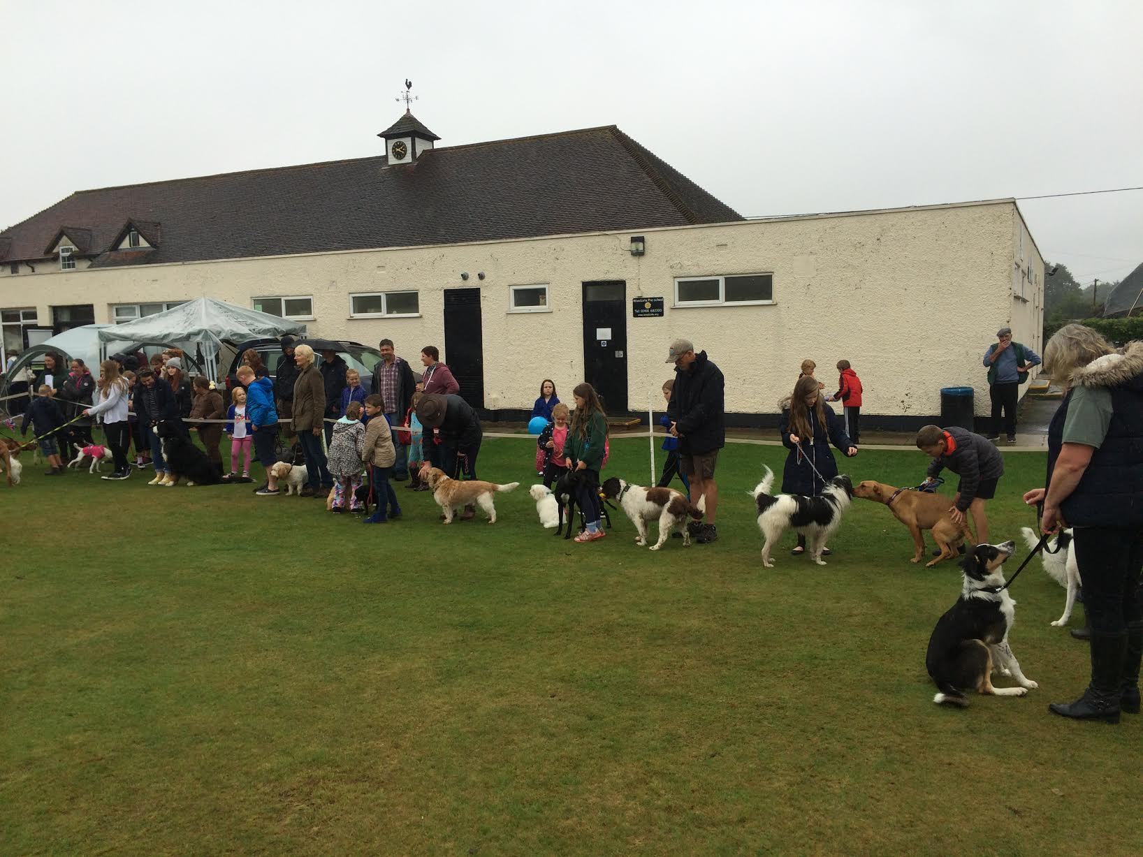 Woodcote Pet Services Dog Show