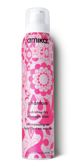 Phantom   Dry Shampoo Foam