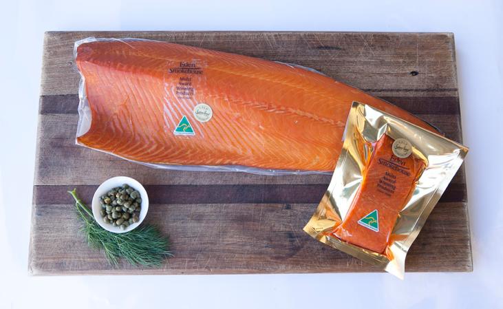 Eden Smokehouse Smoked Atlantic Salmon