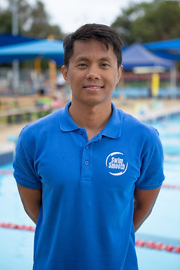 swimming coach dubai