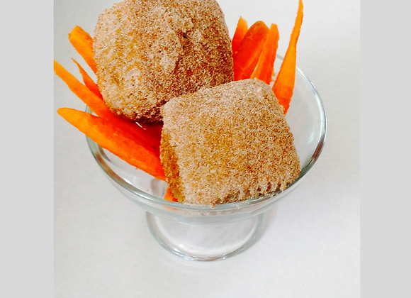 Carrot-Amaranth Muffin