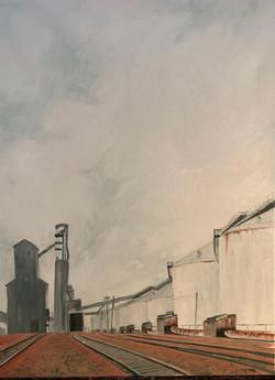 Port Arthur Grain Depot