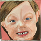 Kassidy, 12x12 in.