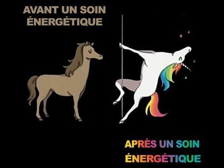 On me demande souvent comment on se sent après un de mes soins énergétiques....la réponse en image :