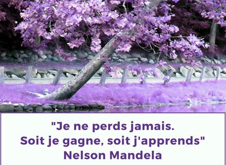 Une citation remplie d'espoir...