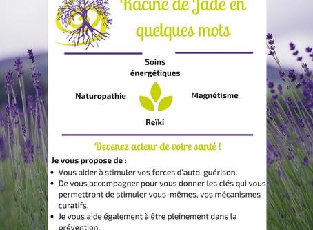 Racine de Jade :
