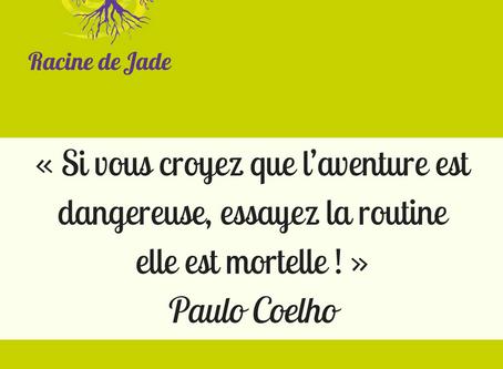 Une citation de Paulo Coelho