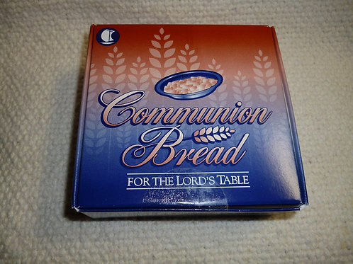 Charis Communion Bread Rectangles, Package of 12000 Pieces