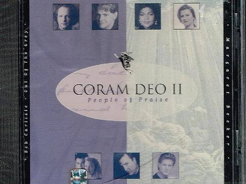 Coram Deo II, People of Praise, Music CD Factory Sealed