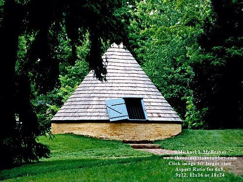 Ashland Ice House Photo, Henry Clay Estate