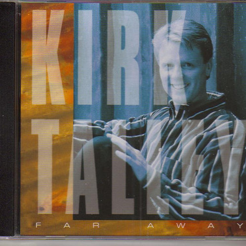 Kirk Talley, Far Away Music CD, Original Factory Sealed CD