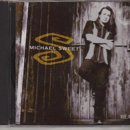Michael Sweet, Real, Music CD Factory Sealed
