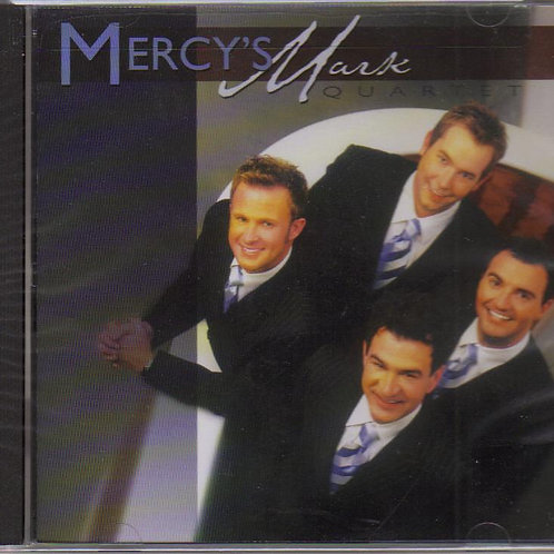 Mercy's Mark Quartet, Music CD, Original Factory Sealed CD Case
