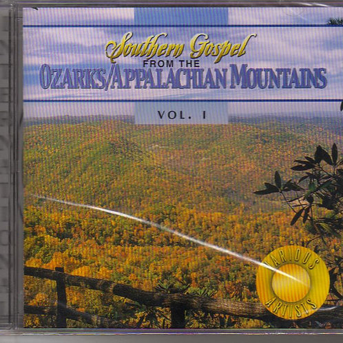 Southern Gospel from the Ozarks Appalachian Mountains 1, Music CD Factory Sealed