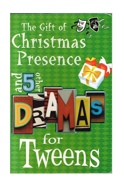 The Gift of Christmas Presence for Tweens, Paperback, Reproducible