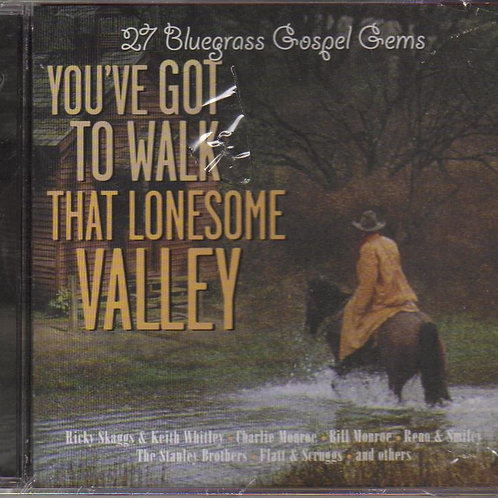 You've Got to Walk That Lonesome Valley, Music CD Factory Sealed